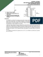 Adc 0804 datasheet