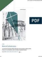 Morrer EmCuritiba de Outrora - Caderno G Ideias - Gazeta Do Povo