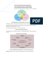 RESUMO PARA P1 DE BIOTECNOLOGIA FARMACÊUTICA