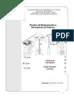 Pruebas de Mtto. a Interruptores (UNEXPO).doc