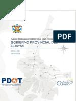 Plan de Ordenamiento Territorial Guayas 2013