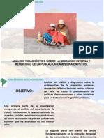 Migracion Campo Ciudad Potosi