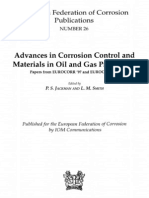 152041619 Advances in Corrosion Control and Materials in Oil and Gas Production