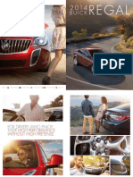2014 Buick Regal Catalog