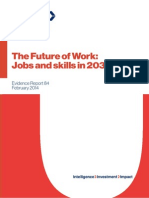 Er84 the Future of Work Evidence Report