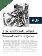 Lopez Austin Alfredo - Fray Bernardino de Sahagun