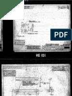 North American Aviation P-51D Mustang Drawings Frames 0101-0200