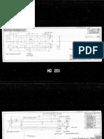 North American Aviation P-51D Mustang Drawings Frames 0201-0300