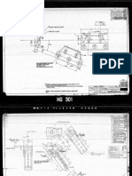 North American Aviation P-51D Mustang Drawings Frames 0301-0400
