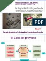 Proyecto de Ingenieria. Expediente Tecnico y Calculos Justificatorios