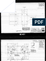 North American Aviation P-51D Mustang Drawings Frames 0401-0522 (Except 435-442)