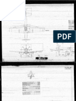 North American Aviation P-51D Mustang Drawings - Lines