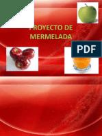 Proyecto de Mermelada