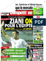 Edition du 27 octobre 2009