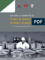 Guia Planes Manejo Residuos Peligrosos GTZ-1