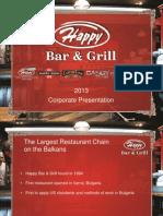 corporate presentation 2013 Happy Bar & Grill.pdf