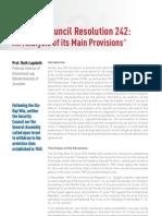 UN Res. 242