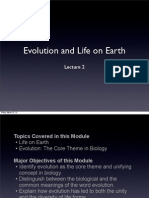 Lecture 2-Evolution, Info and Energy
