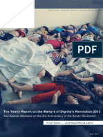 The Yearly Report on the Martyrs of Dignity%27s Revolution 2013.pdf