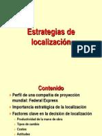 Estrategias de Localización (1)