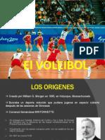 El Origen Del Voleibol