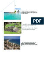Lugares Turisticos de Honduras.docx