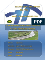 PLAN NACIONAL DE RECURSOS HÍDRICOS