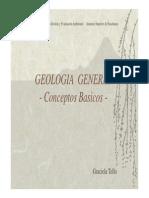 1- Introducción a la Geología