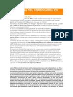 LA HISTORIA DEL FERROCARRIL EN MÉXICO