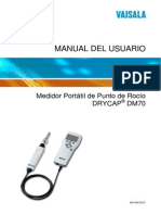 DM70 Manual Spanish