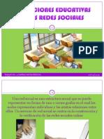 Trabajo No. 21 Aplicaciones Educativas de Las Redes Sociales
