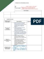 2.1.- Formato de Programación anual. 2014