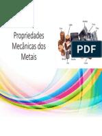 5. TM - Propriedades Mecânicas dos Metais 02.04.14