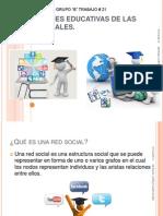 Aplicaciones Educativas de Las Redes Sociales Trabajo 21