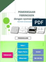 PEMERIKSAAN FIBRINOGEN3
