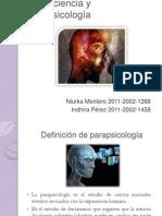 Neurociencia y parapsicología