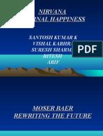 Nirvana Eternal Happiness