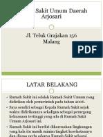 Dewi - 115020300111101 - analisis swot