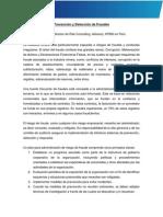 06 06 2013 Prevencion y Deteccion de Fraude