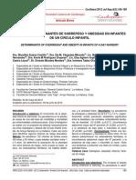 Dialnet-FactoresDeterminantesDeSobrepesoYObesidadEnInfante-4259110