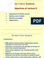 Lecture 4_decline Curve Analysis