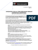 2014 TPS Composition Competition (1)