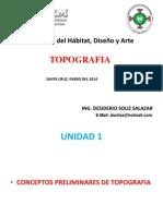 Materia Topografia Introducion