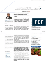 Articulo Alvaro Madrigal - Los Mismos de Siempre en CR