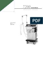 Ventilador 7200 Manual Servicio