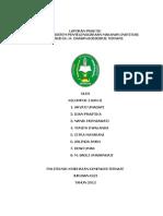 Laporan Praktik Manajemen Sistem Penyelenggaraan Makanan Institusi Di Rsud Dr h Chasan Boesoirie Ternate Mspmi Caly