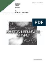 Mitsubishi M700 Handbook