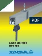Folder Calha Eletrica KBH