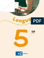 AZ 2º ciclo Lengua 5