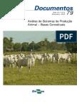 Lopes, Análise de Sistemas de produção animal